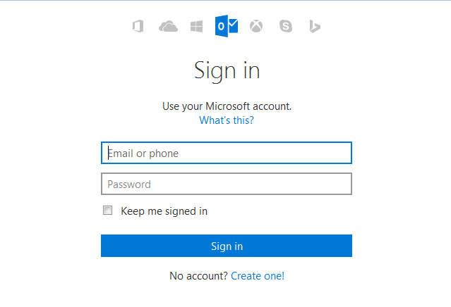 Msn com au hotmail sign in