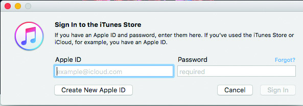 Set up an Apple ID – Which Computing Helpdesk