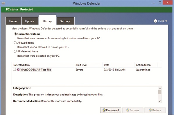 Use Windows 10 Defender to scan for viruses – Which