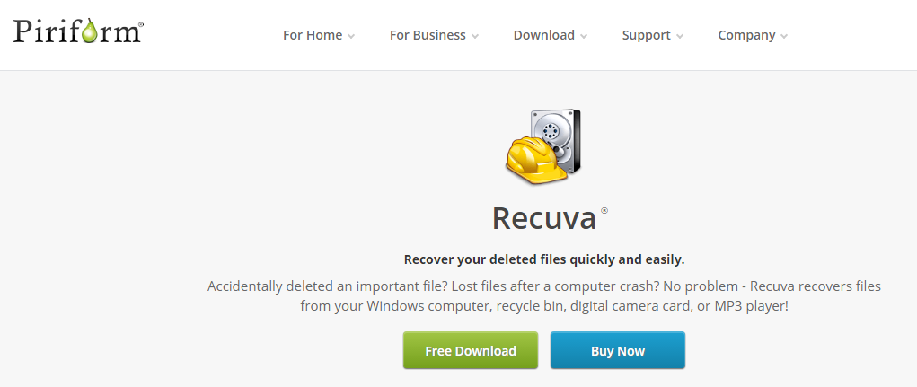 Recover data from your PC's hard drive – Which Computing Helpdesk