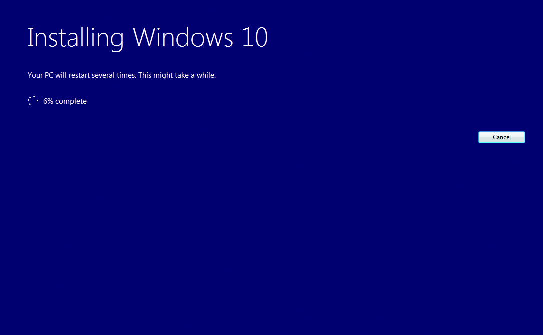 how to download windows 10 updates to usb